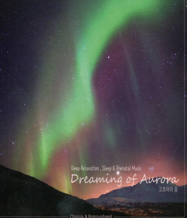 오로라의 꿈 (Dreaming of Aurora)*CD