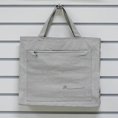 베이직 가로형 경전가방 중/ 불교용품,스님가방,불자가방