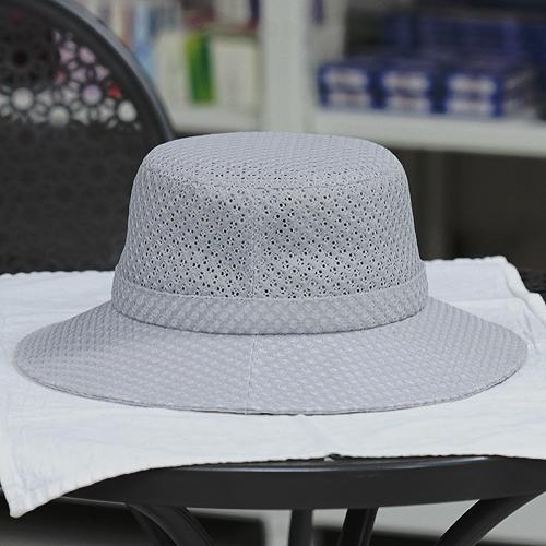 [연꽃세상] NEW 메쉬 챙 여름 모자[중절모]/ 불교용품,스님모자,밀짚모자