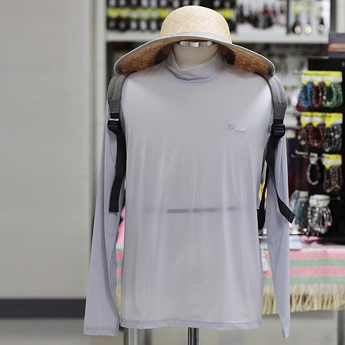 [연꽃세상] 여성용 기능성 긴팔 티셔츠(자외선차단!!) / 불교용품,법복