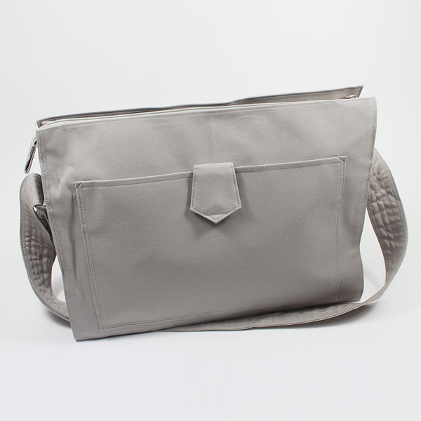 사각 핸드백 (대) - 스님가방/숄더백/어깨끈가방/서류가방